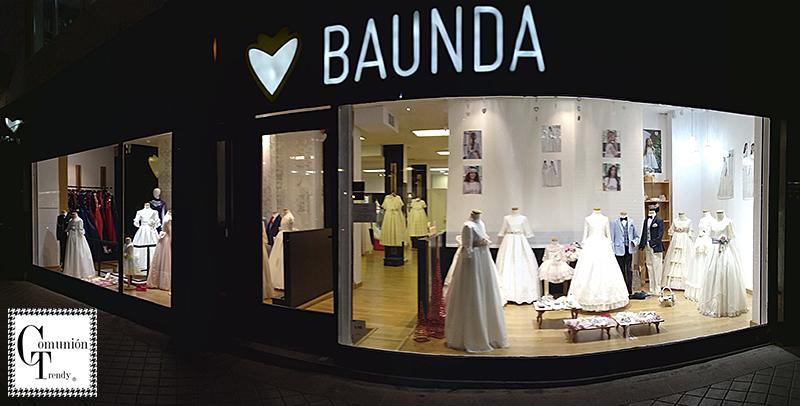 9d7f081318d52 BAUNDA la tienda de trajes de Comunión en Madrid – Comunión Trendy ...